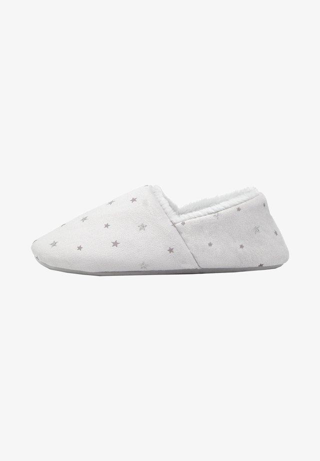 STAR  - Slippers - grey