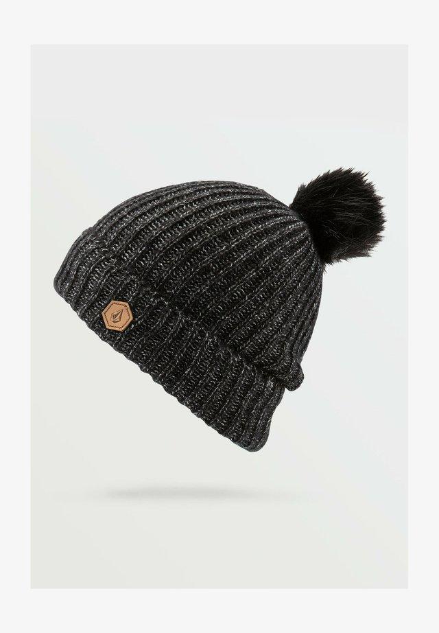 LULA BEANIE - Mütze - black