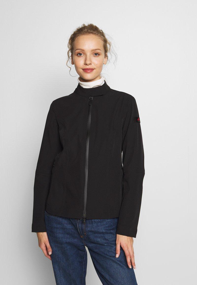 Peuterey - FLIERS - Lehká bunda - black