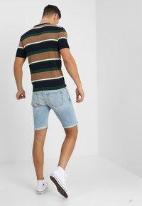 LTB - CORVIN - Denim shorts - jose wash - 2