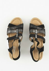 Gabor Comfort - Sandalen - black - 1