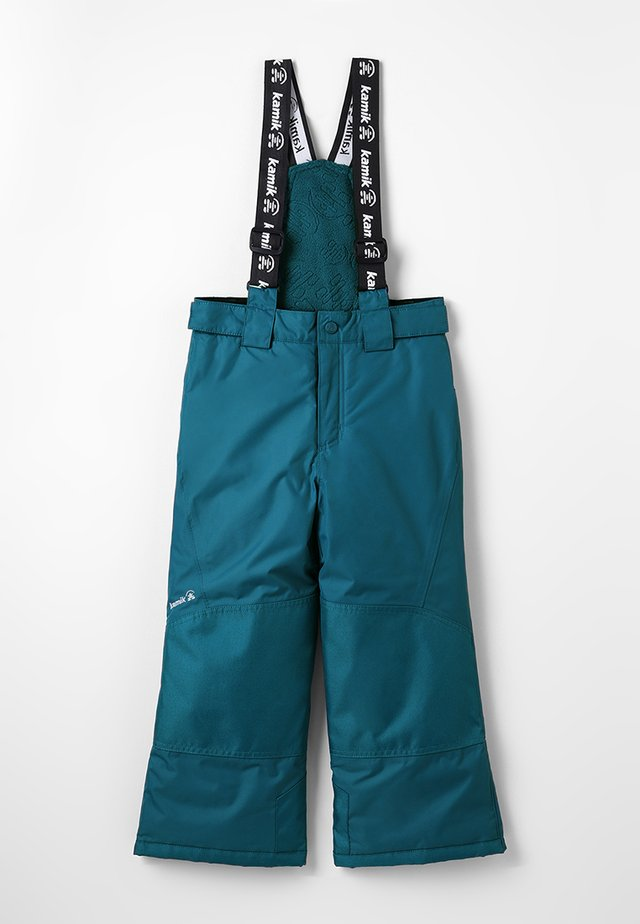 HARPER - Snow pants - teal