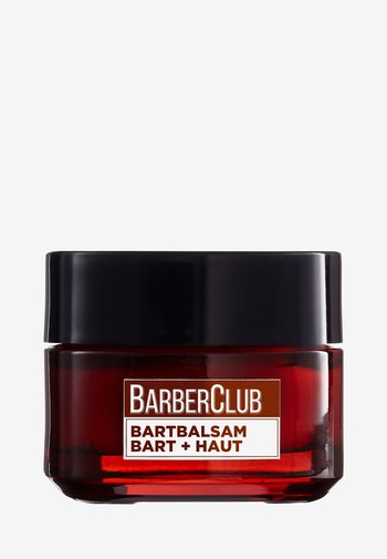 BARBER CLUB BARTBALSAM BART + HAUT