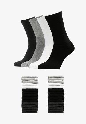 30ER PACK - Socks - schw./grau/weiß/anthra.