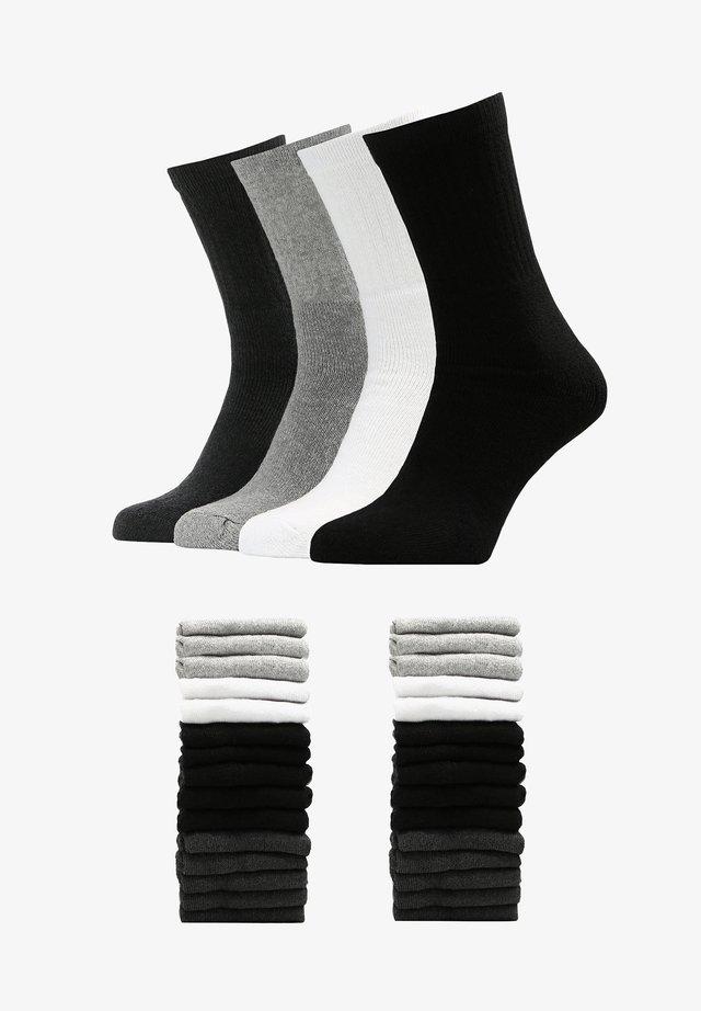 30ER PACK - Sokken - schw./grau/weiß/anthra.
