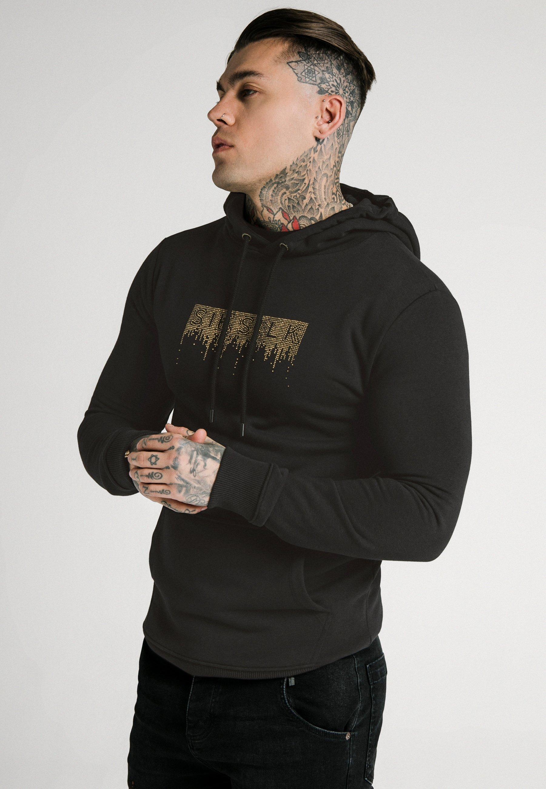 Men CREEP OVERHEAD HOODIE - Sweatshirt