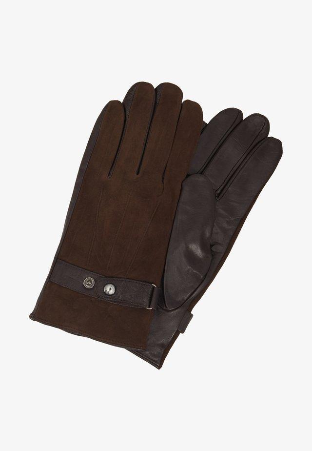 Handschoenen - dark brown