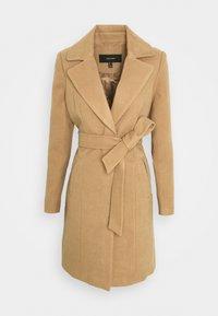 Vero Moda - VMCALALYON JACKET - Zimní kabát - tigers eye - 4