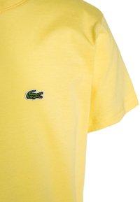 Lacoste - TURTLE NECK - T-shirt - bas - light - 2