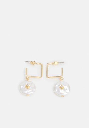 EARRING - Earrings - gold-coloured