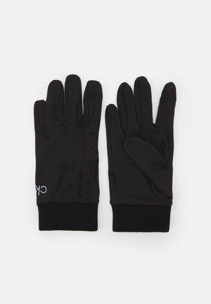 WINTER GLOVE - Gloves - black