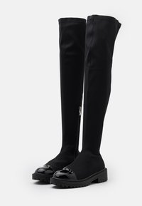 RAID - TIAMI - Over-the-knee boots - black - 2