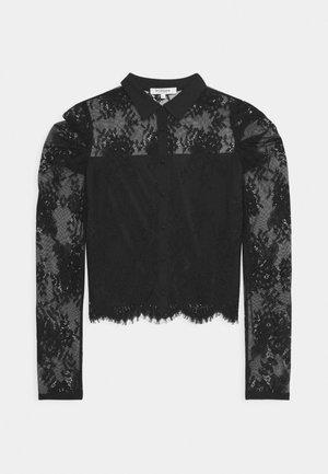 TAJ - Overhemdblouse - noir