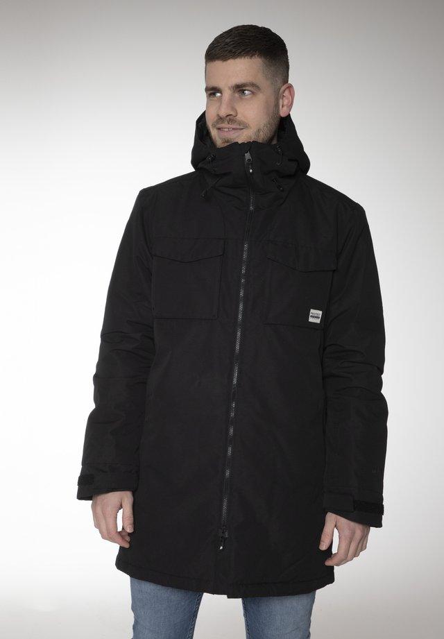 Veste d'hiver - true black