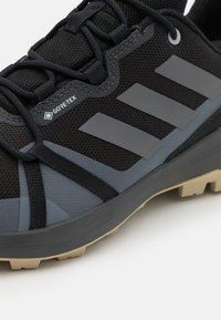 adidas Performance - TERREX LITESKY GORE-TEX - Fjellsko - core black/grey four/half blue - 5