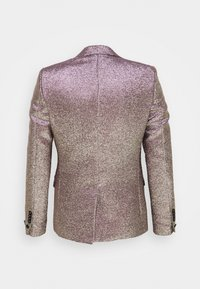 Twisted Tailor - CHIC SUIT - Kostym - iridescent rose/gold - 2