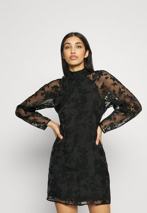 YLVA DRESS - Cocktail dress / Party dress - black