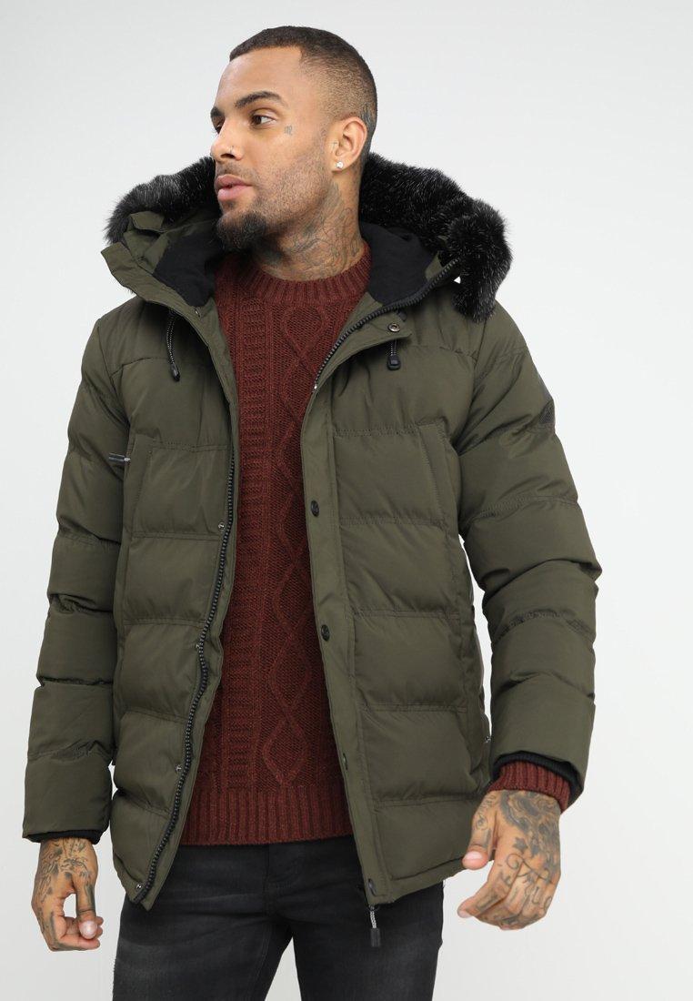 FROST Winter coat khaki