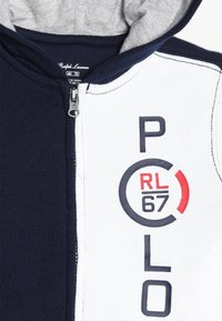 Polo Ralph Lauren - ATLANTIC HOOK UP SET - Huvtröja med dragkedja - newport navy/multi - 5
