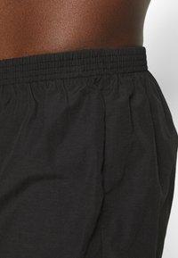 Pier One - 5 PACK - Boxershorts - black - 5