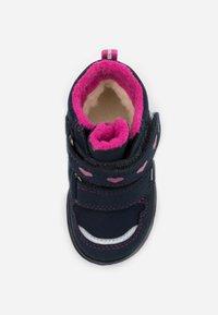 Superfit - HUSKY - Winter boots - blau/rosa - 3