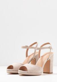Anna Field - High heeled sandals - taupe - 4