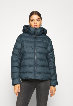 WHISTLER PUFFER - Winter jacket - vintage navy