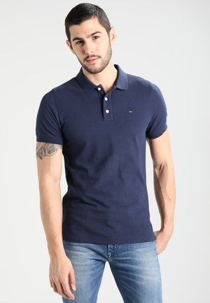 ORIGINAL FINE SLIM FIT - Koszulka polo - black iris