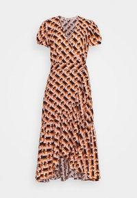 Diane von Furstenberg - VIENNA - Vapaa-ajan mekko - orange - 6
