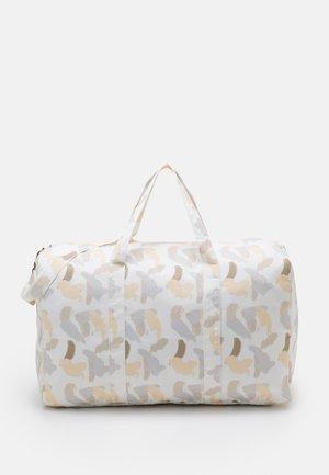 LEISURE BAG PRINT UNISEX - Sporttasche - off-white