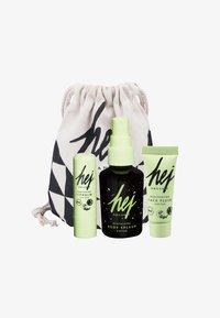 Hej Organic - THE FESTIVAL KIT - Kit bagno e corpo - neutral - 0