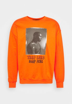 A$AP LORD - Sweatshirt - orange
