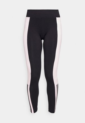 Collants - black/clear pink