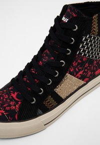 Desigual - BETA JOYA - High-top trainers - black - 6