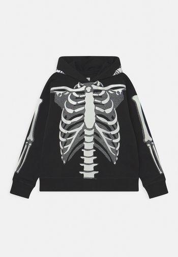 SKELETON - Sweatshirt - true black