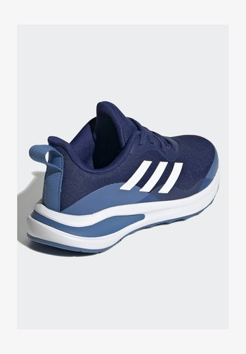 FORTARUN RUNNING SHOES UNISEX - Neutral running shoes - victory blue/ftwr white/focus blue