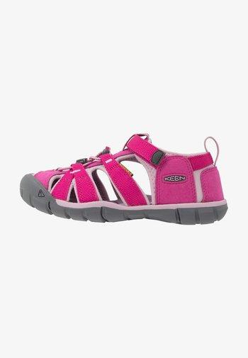 SEACAMP II CNX UNISEX - Vandringssandaler - very berry/dawn pink