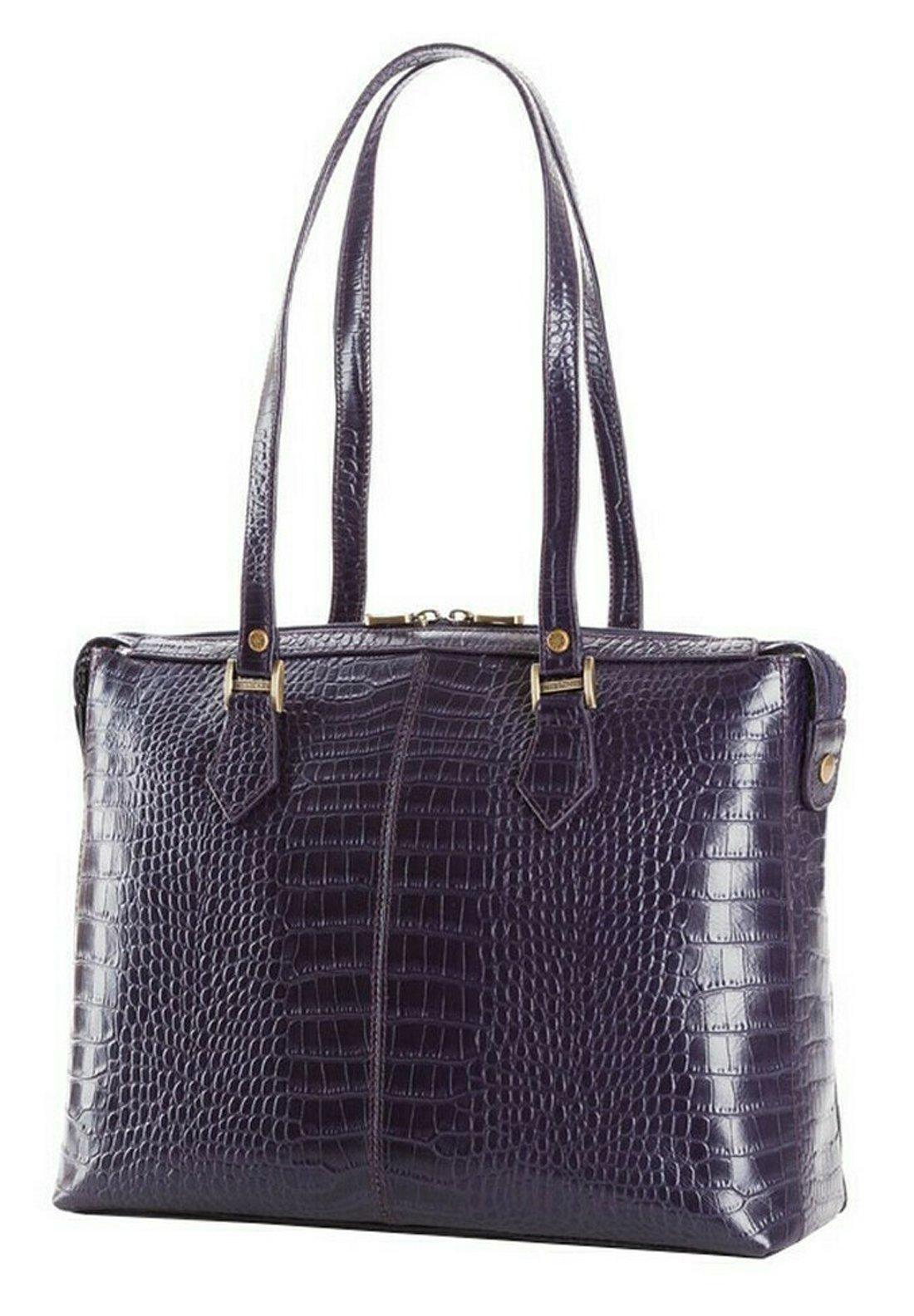 Damen CROCO - Handtasche