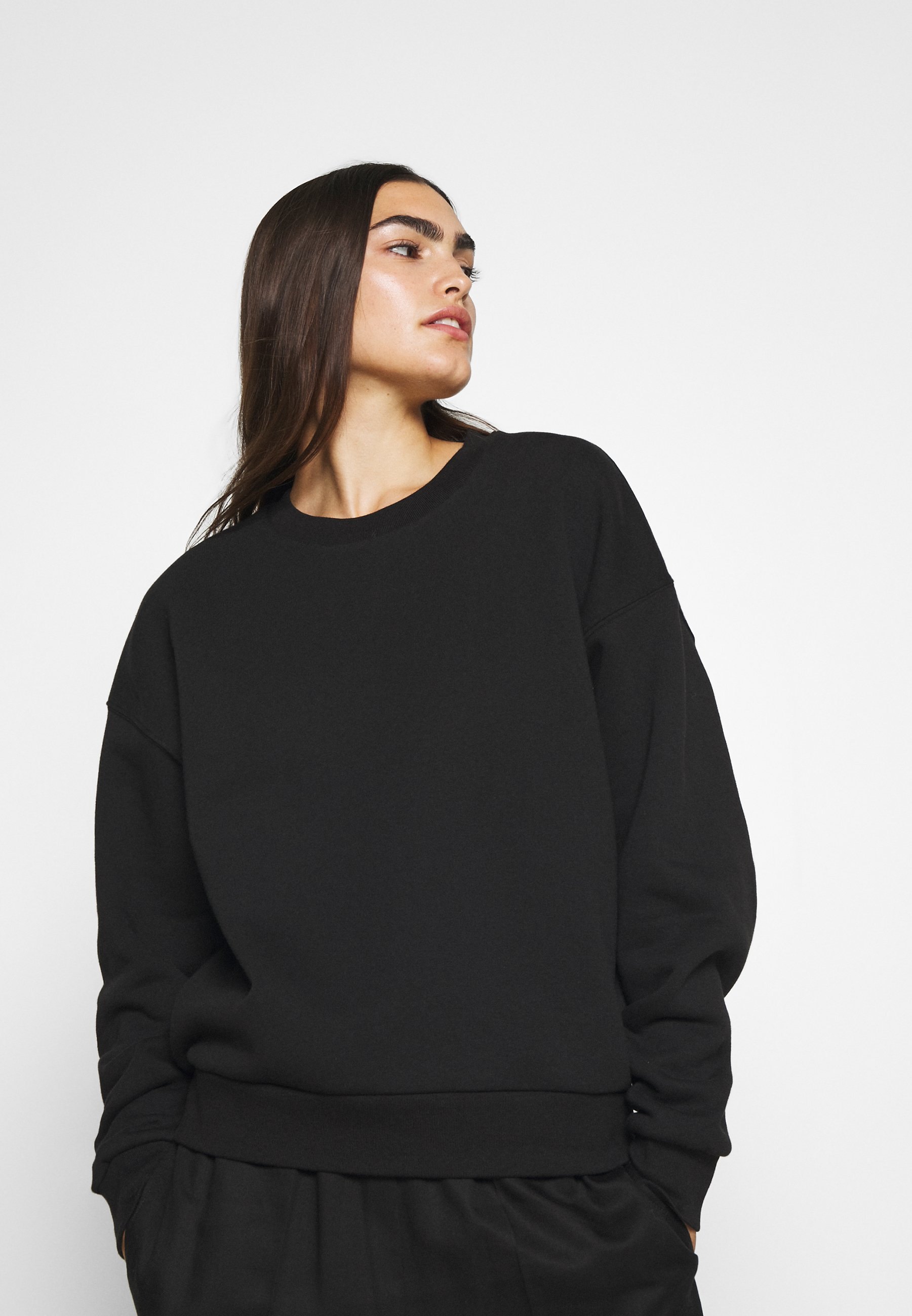 Closed Women - Sweatshirt Black/svart