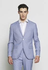 Isaac Dewhirst - BIRDSEYE SUIT - Completo - blue - 2