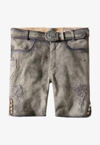 Stockerpoint - ALOIS - Shorts - rauch geäscht - 7