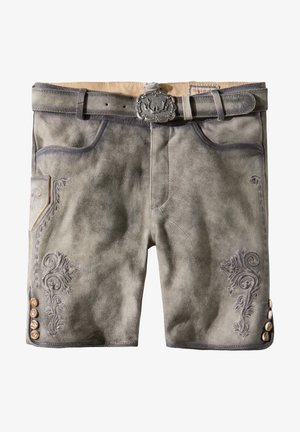 ALOIS - Shorts - rauch geäscht