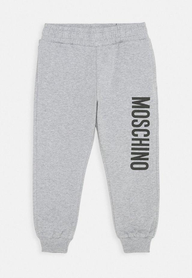 Træningsbukser - grey melange