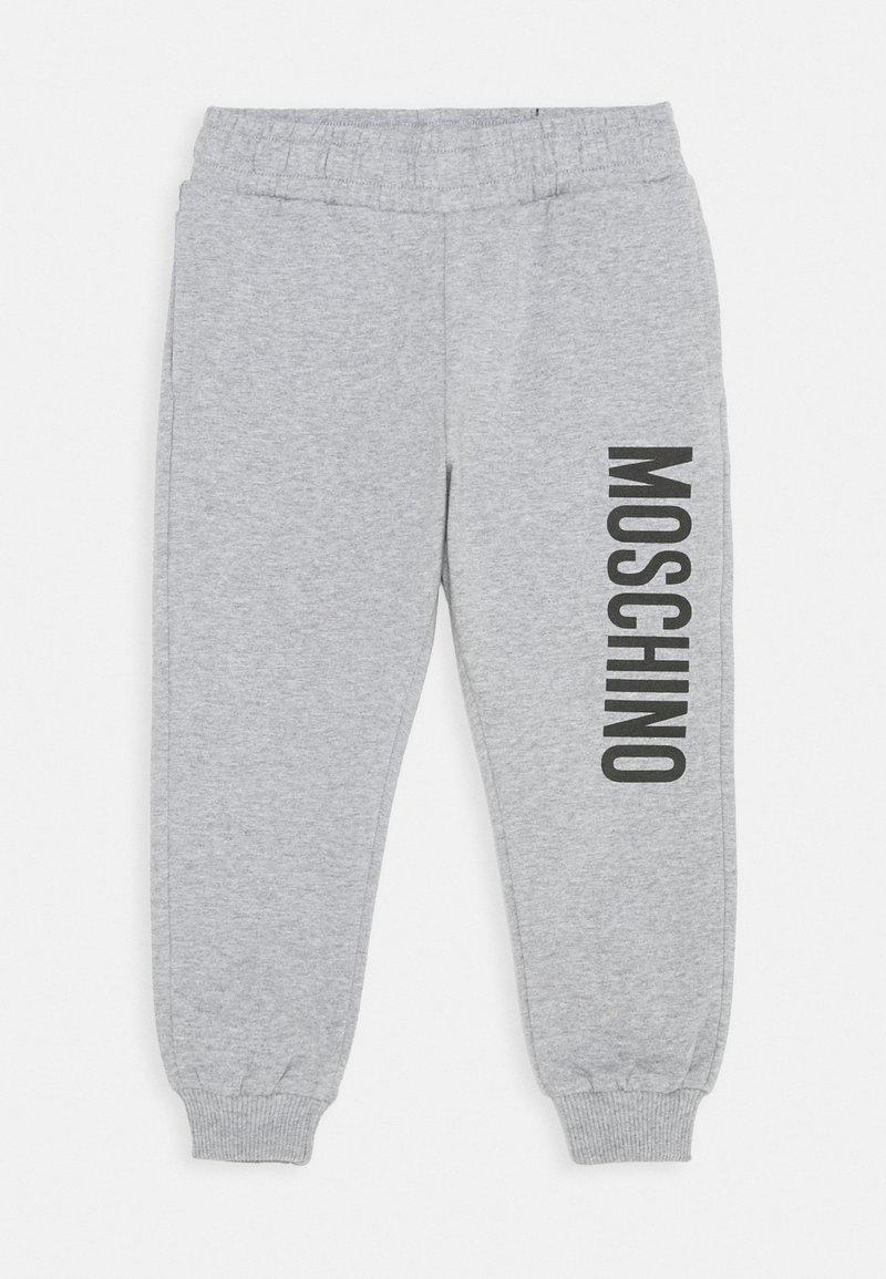 MOSCHINO - Teplákové kalhoty - grey melange