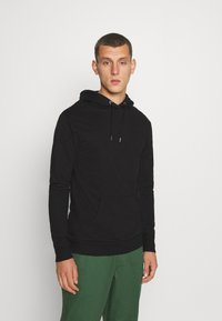 Newport Bay Sailing Club - CORE HOOD - Hoodie - black - 0