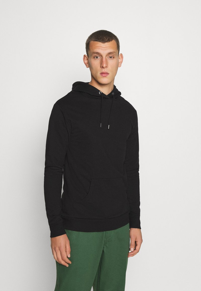 Newport Bay Sailing Club - CORE HOOD - Hoodie - black
