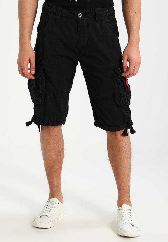 JET - Pantaloni cargo - schwarz