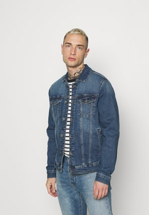 ONSCOIN LIFE TRUCKER - Veste en jean - blue denim