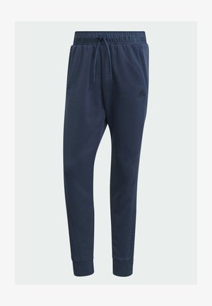 FI Q2 BD MUST HAVES AEROREADY PRIMEGREEN SPORTS REGULAR PANTS - Träningsbyxor - blue