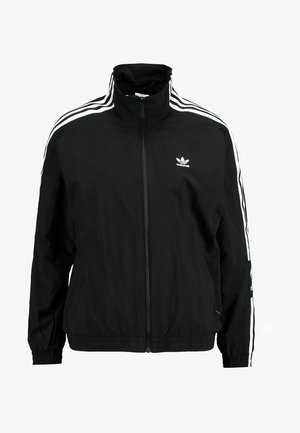 ADICOLOR SPORT INSPIRED NYLON JACKET - Větrovka - black